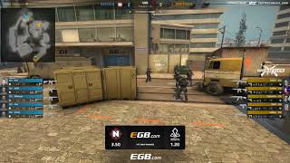 EGB Battles || Nemiga vs Imperial bo3 || @Toll_tv & @Mr_Zais || map 1