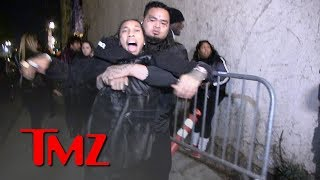 Tyga Grabs for Gun After Being Dragged Out of Floyd Mayweather's Birthday Party | TMZ