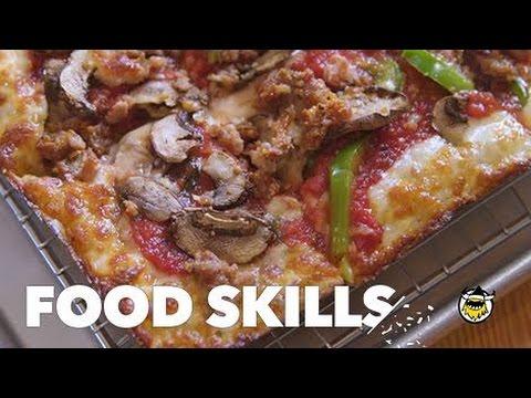 Detroit-Style Pizza: A Love Affair | Food Skills