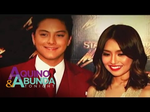 babe - A video from ABS-CBN Special Project Staff made it rounds on the internet capturing Kathryn calling Daniel