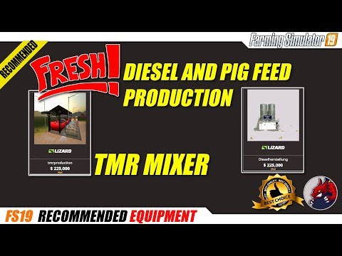 Diesel and pig feed production v1.0.5.0
