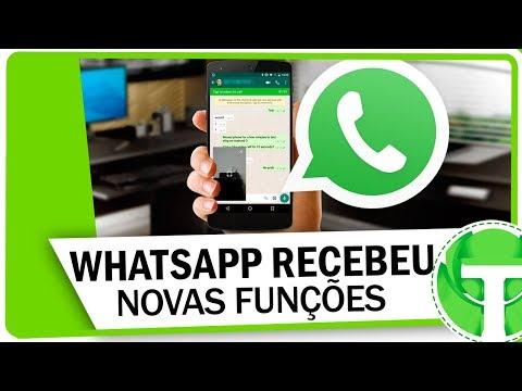 Status bonitos para Whatsapp - WHATSAPP ATUALIZOU! Conheça as novidades e funções do aplicativo
