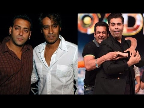 Salman & Ajay Face Friendship Crisis Because Of Ka