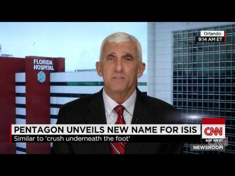 A new name for ISIS ? DAESH