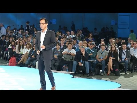 Salesforce1 Mobile Keynote