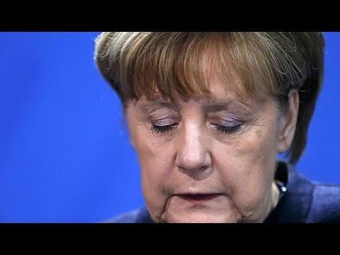 Για «τρομοκρατική επίθεση» κάνει λόγο η Άνγκελα Μέρκελ