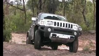 Hummer H3 Adventurer - Rob Fraser Reviews