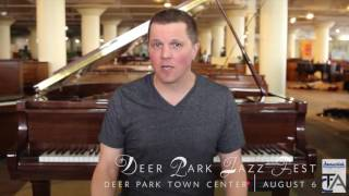 Episode 012 - Chicago Jazz TV - The Piano Playing Drummer Plus the Jazz Calendar