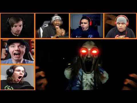 Let's Players Reaction To The Spaghet Jumpscares | Spaghet