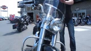6. 2009 Harley-Davidson FLSTF Fat Boy