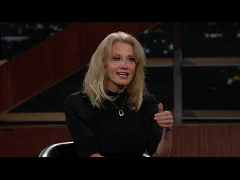 Kellyanne Conway on Trump's Legacy | Real Time with Bill Maher (HBO)