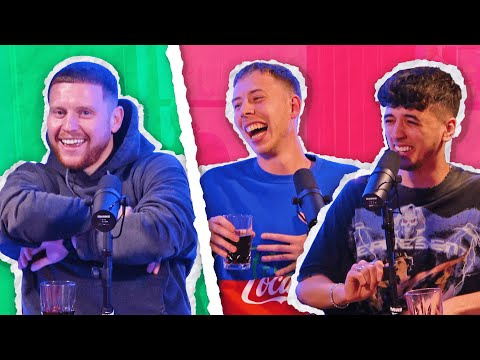 Behzinga Opens Up About His Love Life (The Fellas Podcast EP. 1)