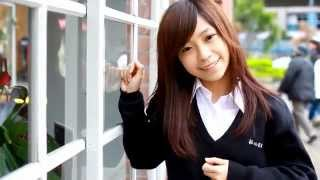 Portrait Photography - Taiwanese school uniform 台灣制服女孩