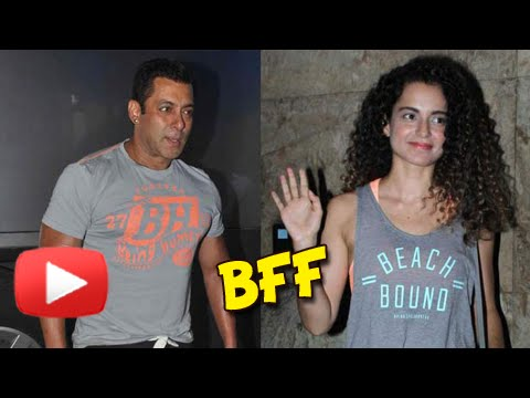 Salman Khan Convinced Kangana Ranaut To Do 'Katti