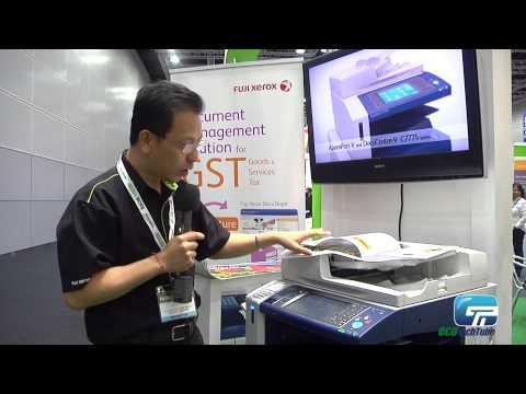 Fuji Xerox Asia Pacific: Green Multi Function Printer