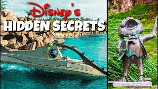 Video Top 5 Hidden Secrets of Extinct Rides at Magic Kingdom- Disney World MP3, 3GP, MP4, WEBM, AVI, FLV September 2019