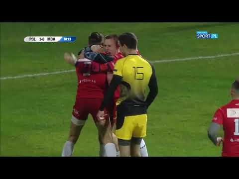 2017 Mecz Polska v Mołdawia