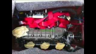 10. Remise à neuf Kawasaki STXR 1200