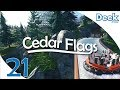 Download Video Let's Design Cedar Flags Ep. 21 - New Ride Project, Beginning the Waterpark Section - Planet Coaster