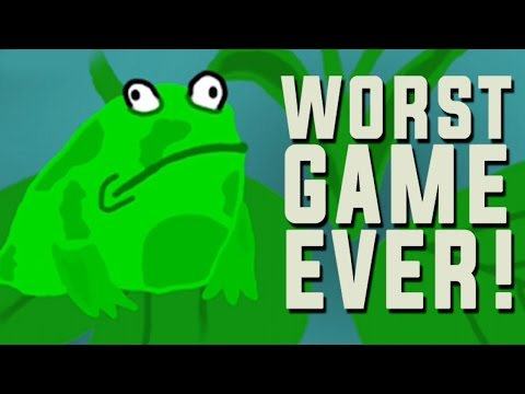 WORST GAME EVER?! (3 Free Games w/ Pewds)