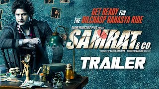 Nonton Samrat & Co. - Rajeev Khandelwal - Theatrical Trailer (2014) - Bollywood Suspense Thriller Film Subtitle Indonesia Streaming Movie Download