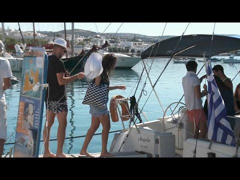Ελλάδα: 24ωρη απεργία στον τουριστικό κλάδο την Πέμπτη