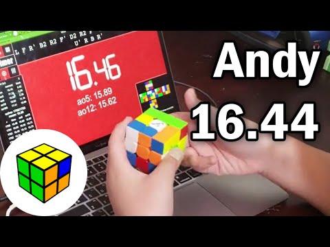 Critique: Andy (16.44 Average)
