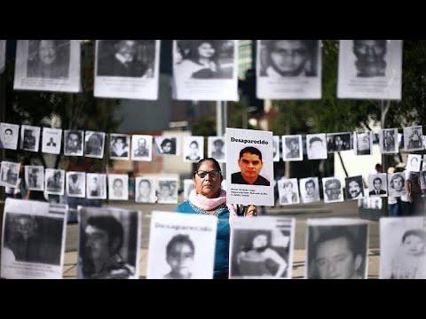 Mexiko: Mütter fordern Gewissheit über vermisste Verw ...