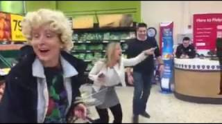 The Wedding Singer Flash Mob