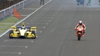 Video MotoGP™ vs. IndyCar MP3, 3GP, MP4, WEBM, AVI, FLV Oktober 2017