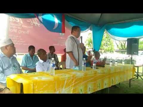 Sembang Santai Bersama Haji Mohammad Sabu dan Dr Zaidi Zakaria (Calon Parlimen Kepala Batas)