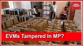 Video Exclusive | Truth Behind EVM Tampering Claims By Congress In MP | India Today Reality Check MP3, 3GP, MP4, WEBM, AVI, FLV Desember 2018
