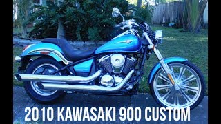 3. My New Ride: 2010 Kawasaki Vulcan 900 Custom