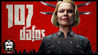 107 Datos que DEBES saber de Wolfenstein 2: The New Colossus | AtomiK.O. #75