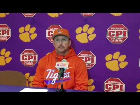 TigerNet.com - Monte Lee post Virginia Tech - 4.7.2017