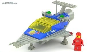 Video LEGO classic Space 918 One Man Space Ship from 1979! MP3, 3GP, MP4, WEBM, AVI, FLV Agustus 2018