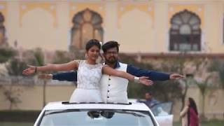 Yogesh & Diksha Prewedding Sonu Studio Chd Song Dil Diya Gallan