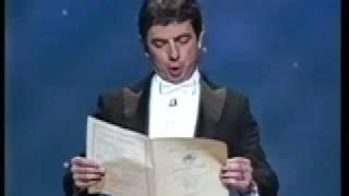 Video Rowan Atkinson (Mr. Bean) European Anthem - 'Beethoven's 9th Symphony' MP3, 3GP, MP4, WEBM, AVI, FLV Juni 2018
