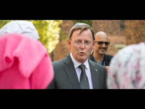 Thüringens Ministerpräsident Bodo Ramelow: AfD mach ...