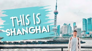 A day in ShangHai 上海