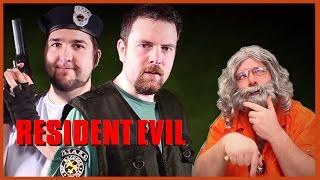 Papy Grenier - Resident Evil
