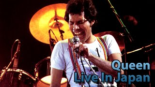 Video Queen Live In Japan 1979 Killer Queen/Bicycle Race/I'm In Love With My Car medley MP3, 3GP, MP4, WEBM, AVI, FLV April 2019