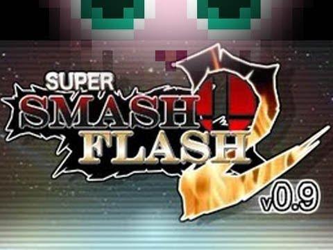 R.G. Super Smash Flash 2 V. 0.9 (Rapidas o lentas)(Personaje secreto) en español por CABEZILLA