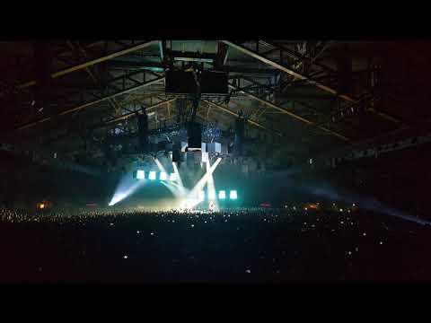 Metallica sanitarium live Lyon 12/09/17 heavy sound
