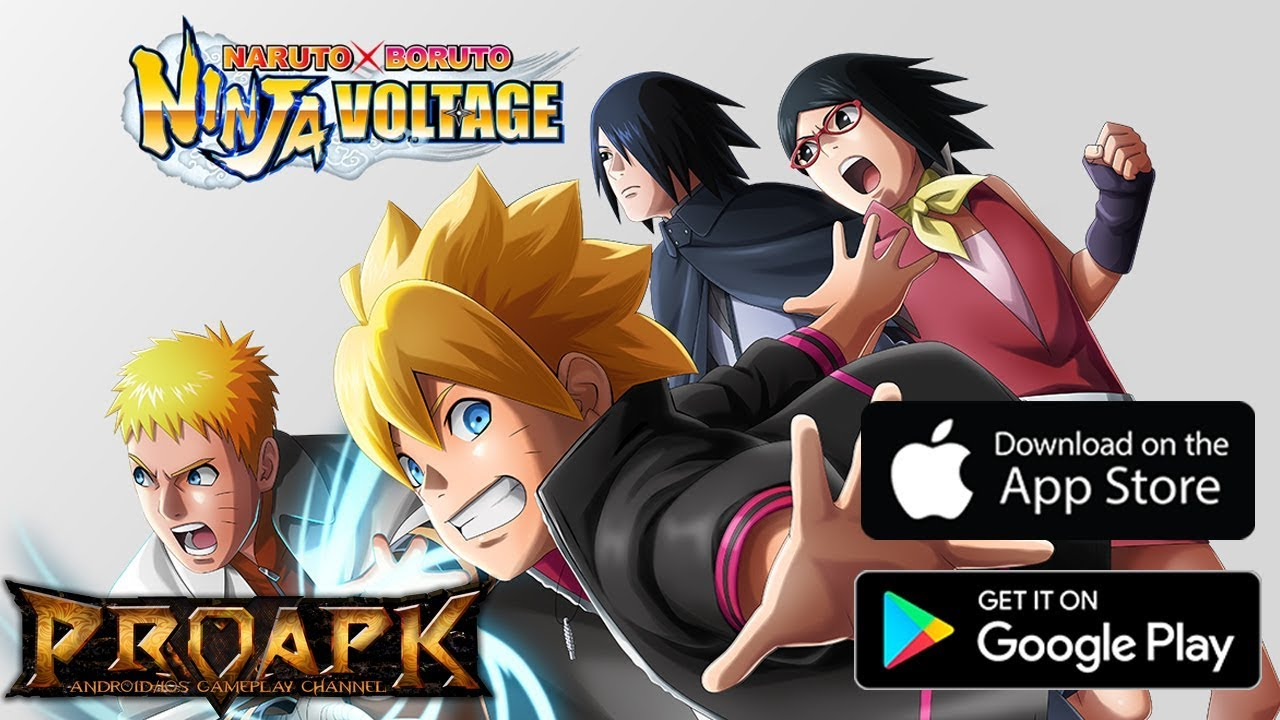 NARUTO X BORUTO NINJA VOLTAGE