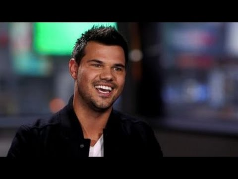 Taylor Lautner Goes 'Cuckoo' on 'GMA'
