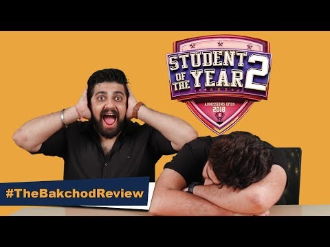 Student Of The Year 2 Review ROAST | Tiger Shroff | Ananya Panday | Tara Sutaria | Bakchod Review
