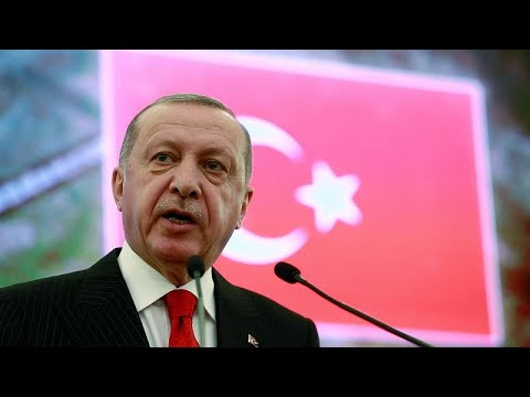 Ερντογάν: Να μοιραστούμε δίκαια το αέριο