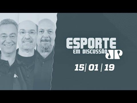 Esporte em Discussão - 15/01/19