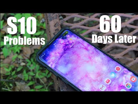 5 BIGGEST Problems with Galaxy S10 / S10+ After 60 Days!